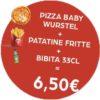 Menù Baby Wurstel